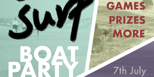 Urban Surf Boat Party!