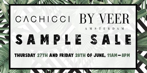 CACHICCI x BY VEER Sample Sale