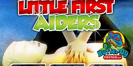 Little First Aiders - FUN FIRST AID 4 KIDS - CERTIFICATE - WANSTEAD tickets