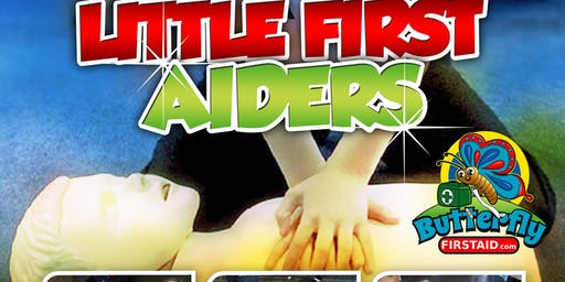 Little First Aiders - FUN FIRST AID 4 KIDS - CERTIFICATE - WANSTEAD