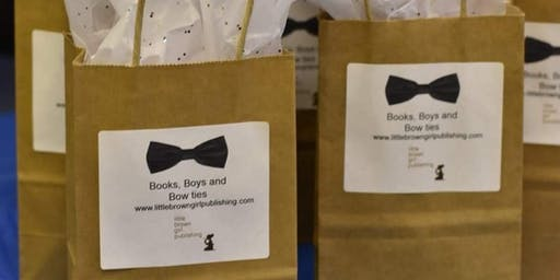 Books, Boys and Bowties