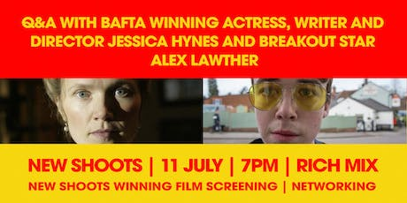 NEW SHOOTS with Jessica Hynes & Alex Lawther tickets