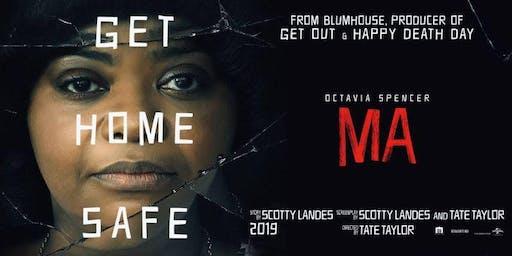 Movie: MA: Get home safe at UA Kaufman Astoria Stadium 14 & RPX in New York