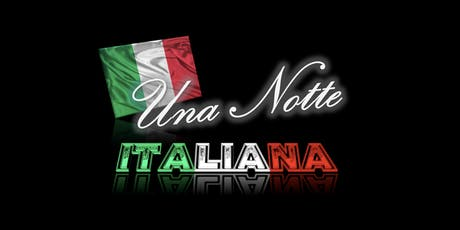 La Notte Italiana – The Night of Live Music in Central London at an authentic Italian restaurant tickets
