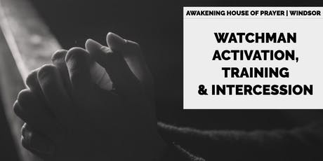AHOP Windsor, England: Watchman Activation, Training & Intercession tickets