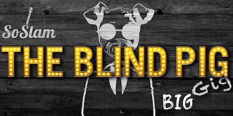 The Blind Pig BIG Gig  tickets