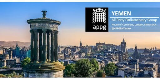 Inter-Parliamentary Conference on Yemen / Edinburgh-Glasgow