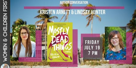 Kristen Arnett in conversation with Lindsay Hunter tickets