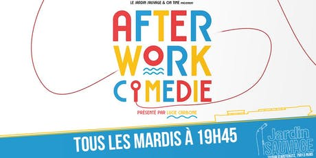 After Work Comédie billets