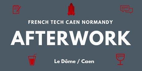 #1 Afterwork FrenchTech Caen : Comment trouver ses 1er clients ? billets