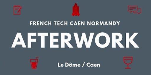 #1 Afterwork FrenchTech Caen : Comment trouver ses 1er clients ?