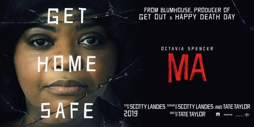 Movie: MA: Get home safe at ShowPlace ICON at Roosevelt in Chicago