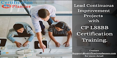 Lean Six Sigma Black Belt with CP/IASSC Exam Voucher in Vancouver(2019) tickets