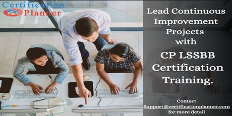 Lean Six Sigma Black Belt with CP/IASSC Exam Voucher in Mississauga(2019) tickets