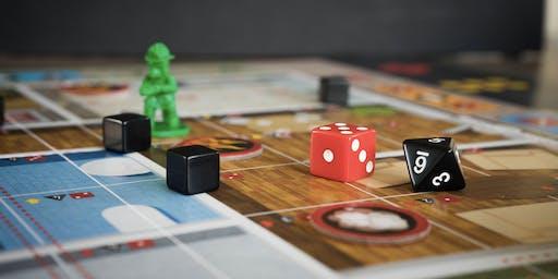 Workshop Game Design : Création d'un jeu de plateau & Séance d'info