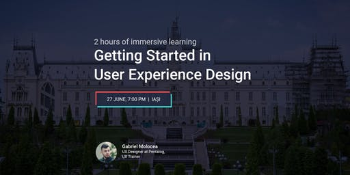 Getting Started in User Experience Design