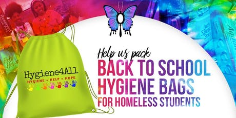 Back2School Hygiene Packing Event tickets