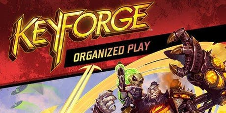 KeyForge League tickets