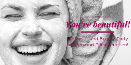 Déesse Gesichtspflege SPEZIAL –persönlich & individuell  Tickets