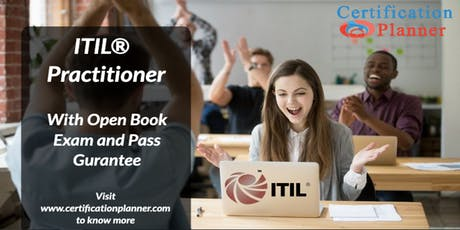 ITIL Practitioner Bootcamp in  Little Rock tickets