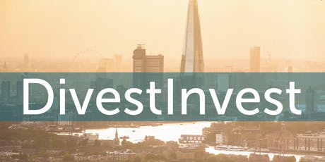 DivestInvest Your Capital tickets