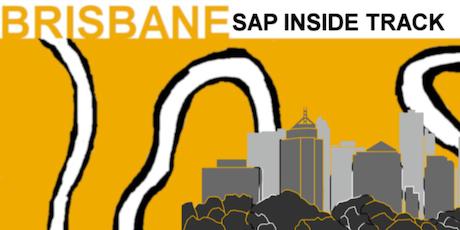 SAP Inside Track Brisbane June 2019 tickets