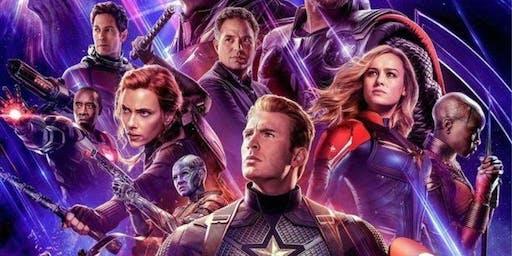 Movie: The Avengers: End game at UA Kaufman Astoria Stadium 14 in New York
