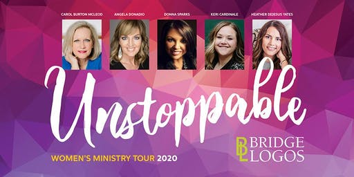 Unstoppable Women's Conference -   Palace Theatre, Crossville, TN