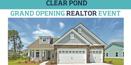 Clear Pond VIP Realtor Grand Opening tickets
