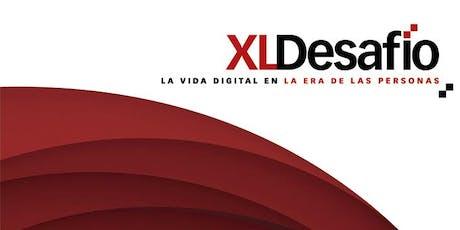 XLDesafío: Un mundo en disrupción, los nuevos retos entradas