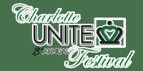3rd Annual Charlotte UNITE Festival tickets
