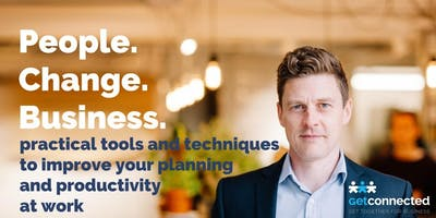 People. Change. Business. Tools to improve planning & productivity at work