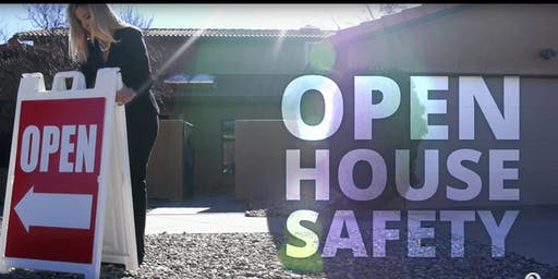 FREE Realtor Safety Class  - 2 CE Credits (RE36R05)