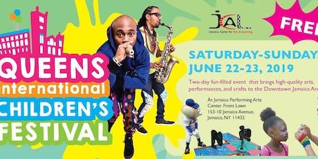 Queens International Children's Festival tickets