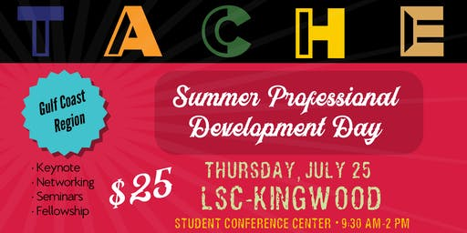 Summer Professional Development Day