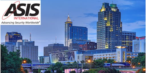 ASIS International Chapter 119 - Annual Security Training Conference 2019
