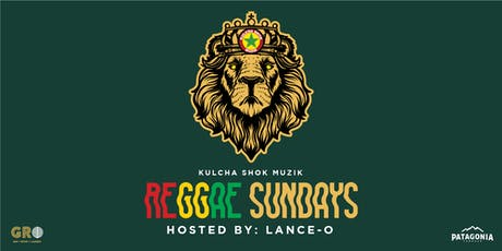 Live Reggae, Sunday 6PM tickets