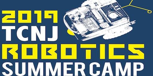 2019 TCNJ Robotics Summer Camp Tuition