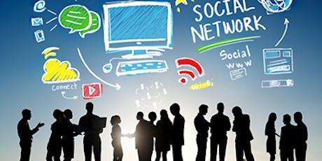 Career Skills Workshop: Connect! Part 1:LinkedIn and Social Media tickets