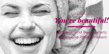 Déesse Gesichtspflege SPEZIAL – persönlich & individuell Tickets