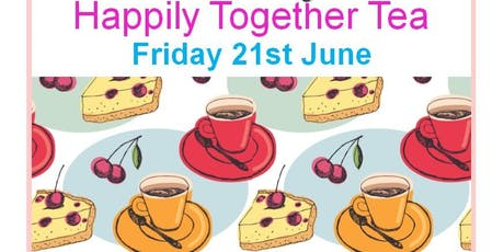 Happily Together Tea tickets