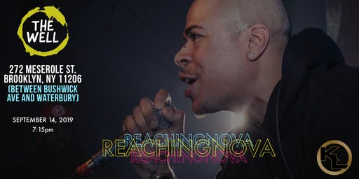 ReachingNOVA: Live at The Well