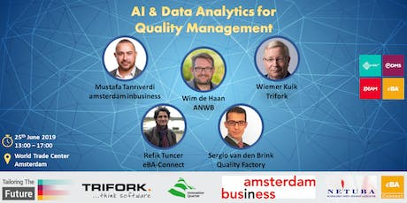 AI & Data Analytics for Quality Management tickets