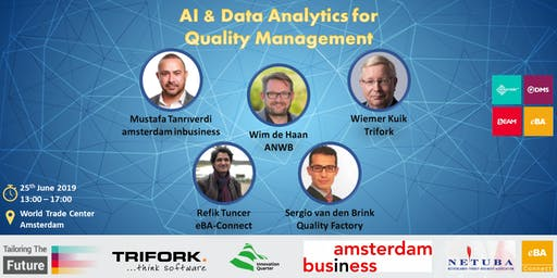 AI & Data Analytics for Quality Management