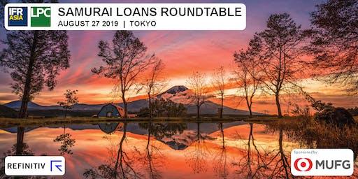 IFR Asia & LPC Samurai Loans Roundtable