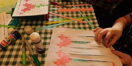 Weaving: Summer family workshop