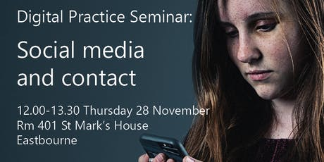 Social media and contact tickets