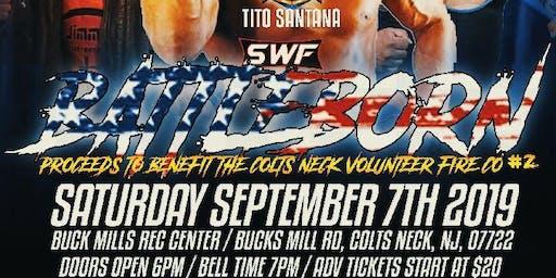 """SWF Wrestling Colts Neck NJ """"BattleBorn"""""""