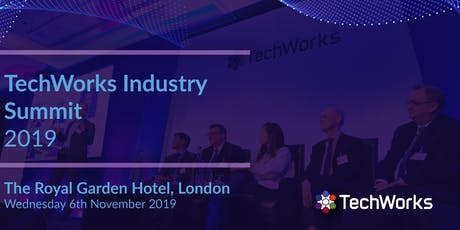 TechWorks Industry Summit 2019 tickets