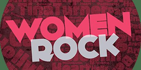 Women's in Rock: Mujeres que lideran entre Argentina y España entradas